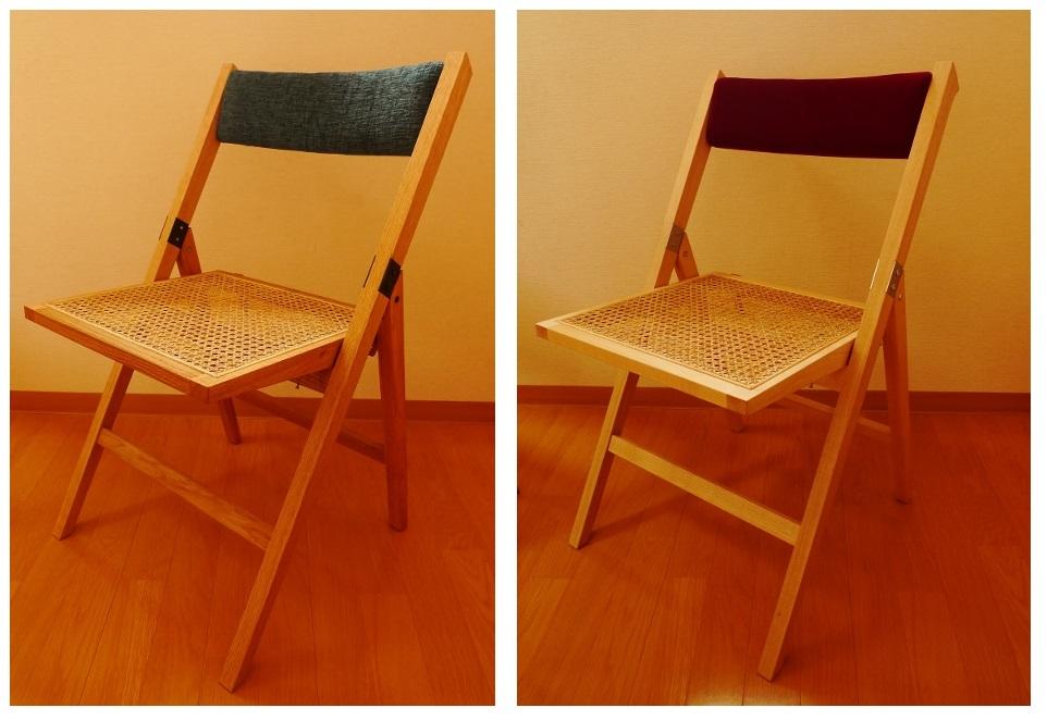 折りたたみ椅子11