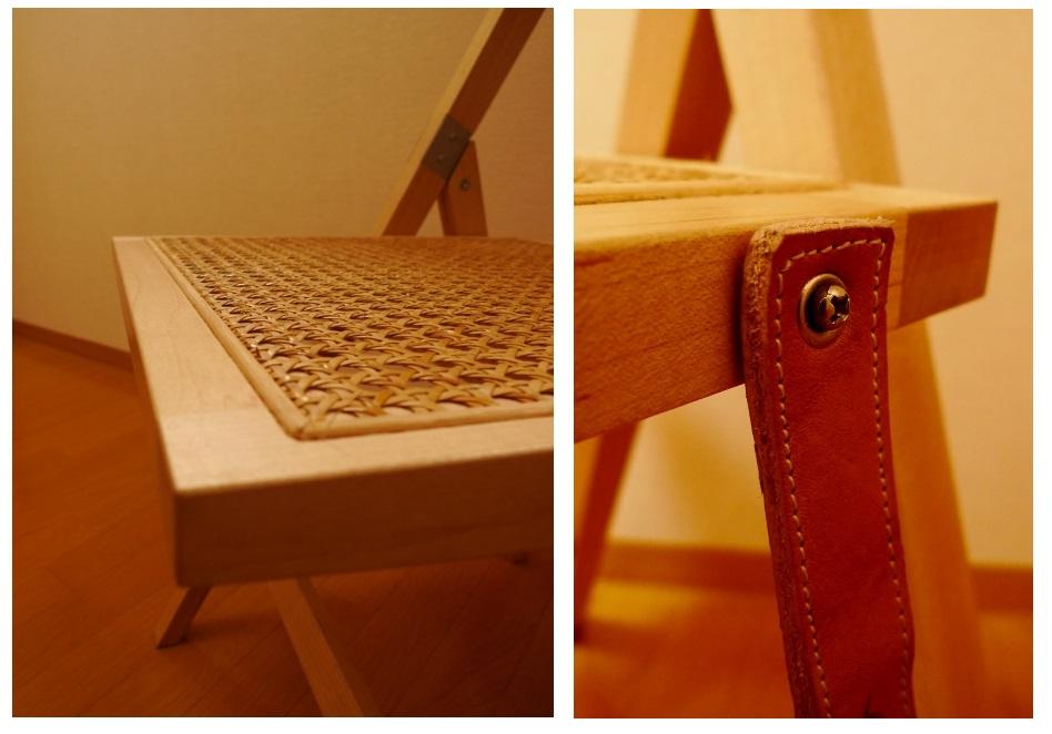 折りたたみ椅子22