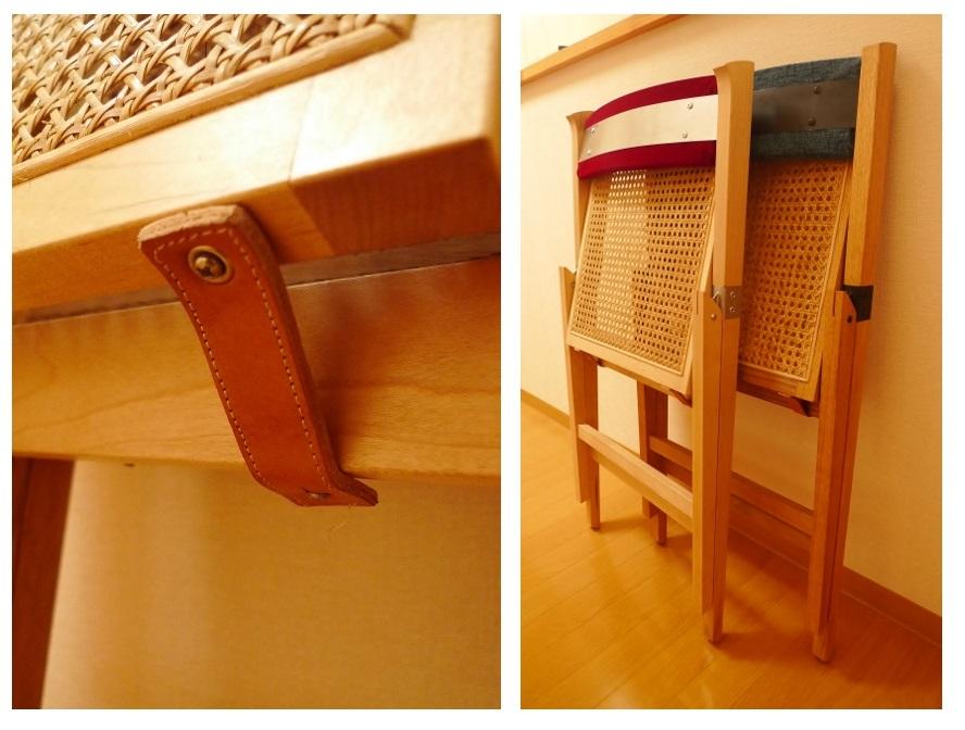 折りたたみ椅子33